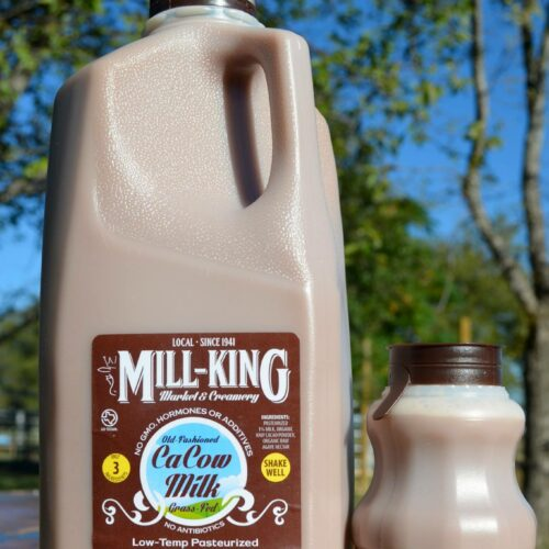 Mill-King Creamery - Cacow Milk