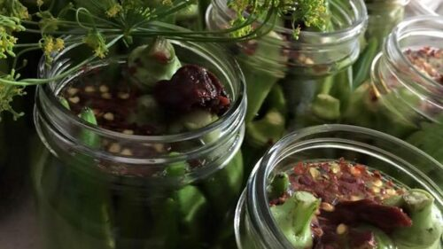 Alamo Gristmill and Spice Pickles