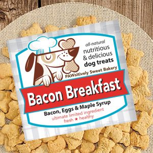 PAWSitively Sweet Bakery - Bacon Breakfast