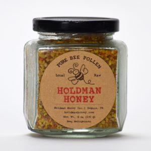Holdman Honey - Bee Pollen