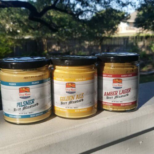 Deep River Specialty Foods - Beer Mustard