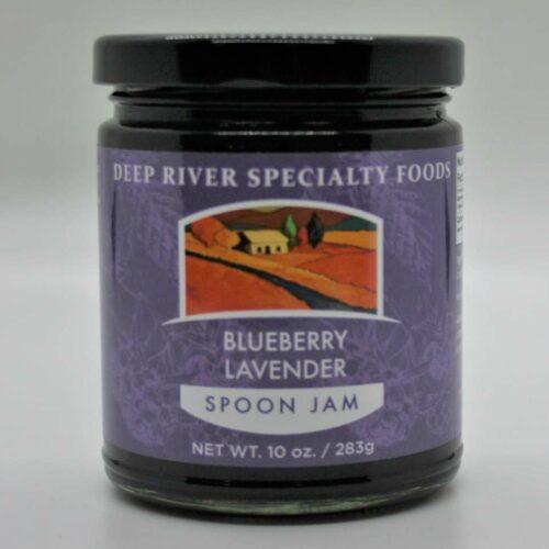Deep River Specialty Foods - Blueberry Lavender Jam