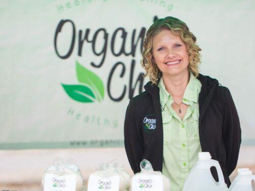 Organic Chix - Catherine Hix