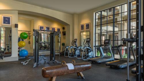 Cellars Gym