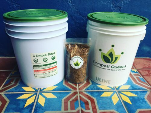 Compost Queens Composting Kit