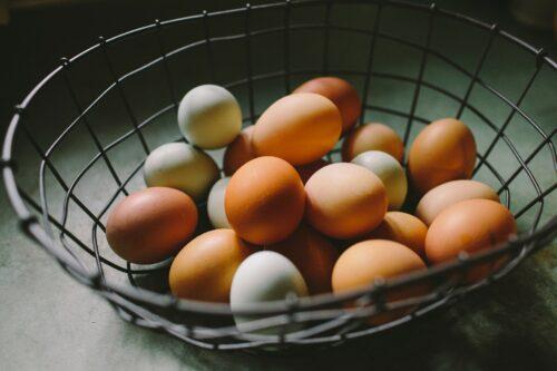 Fruitful Hill Farm Eggs