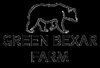 Green Bexar Farm Logo