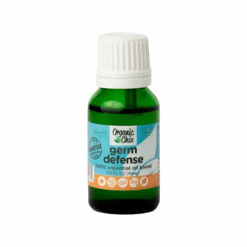 Organic Chix - Germ Defense Essential Oil Blend