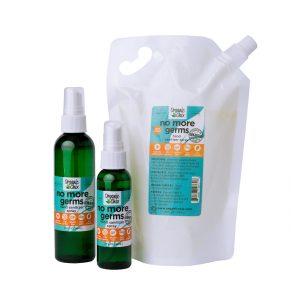 Organic Chix - Germ Defense On the Go Bundle