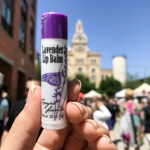 Imagine Lavender Lip Balm