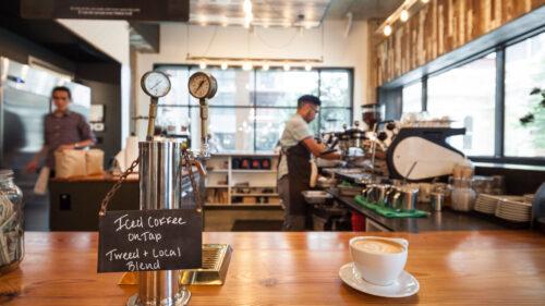 Local Coffee Founders Barista
