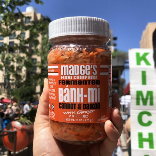 Madge's Food Company: Banh-Mi