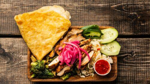 Mi Roti - Grilled Chicken
