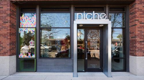 Niche - Store Exterior