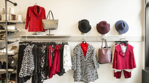 Niche - Wall of hats