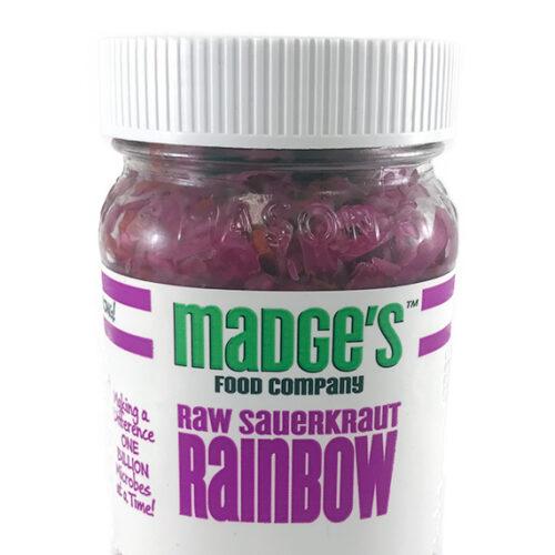 Madge's Food Company - Rainbow Kraut