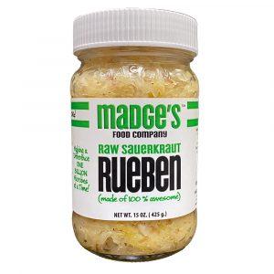 Madge's Food Company - Rueben Kraut