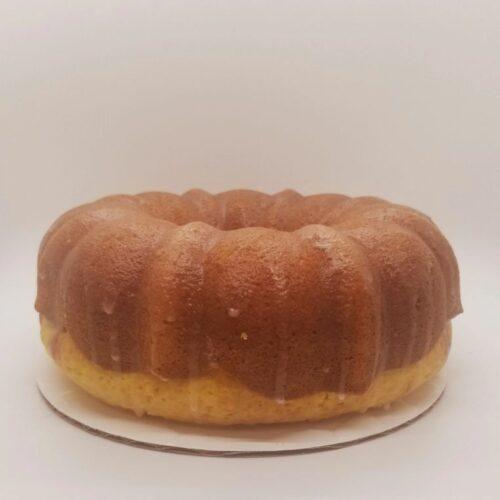 Deep River Specialty Foods Rum Cake
