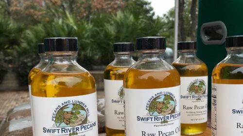 Swift River Pecans Pecan Oil