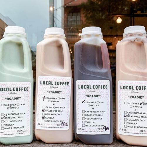 Local Coffee Founders- Roadies