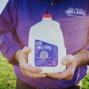 Mill-King Creamery- Gallon Milk