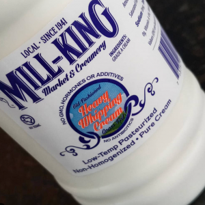 Mill-King Creamery - Heavy Whipping Cream