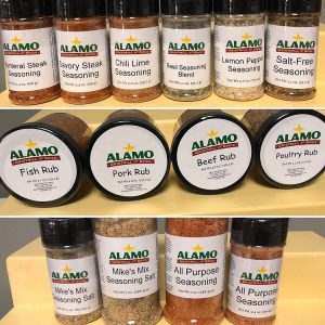 Alamo Gristmill & Spice - Seasonings