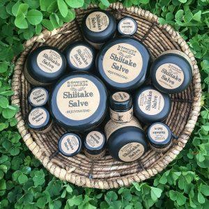Byccombe Natural Solutions - Shiitake Salve