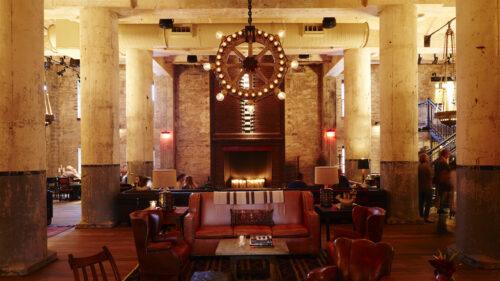 Sternewirth at Hotel Emma