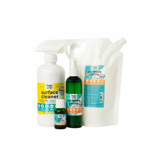 Organic Chix - Germ Defense Bundle