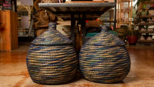 Ten Thousand Villages - baskets