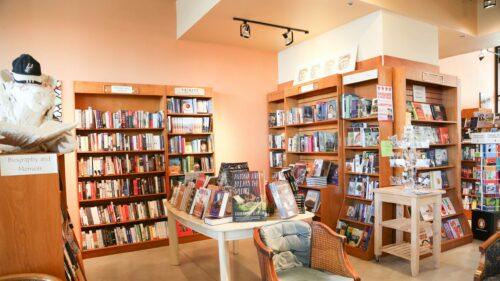 The Twig - Interior book shop