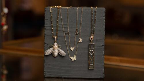 Tiny Finch-jewelry