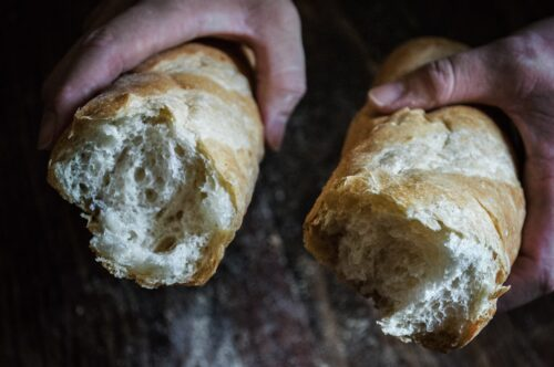 The Bread Box - Sourdough Baguette
