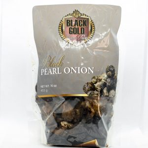 Texas Black Gold Garlic - Black Pearl Onions