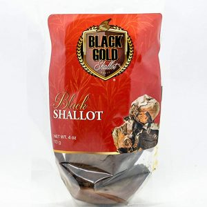 Texas Black Gold Garlic - Black Shallot