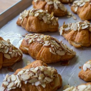 The Bread Box - Almond Croissants