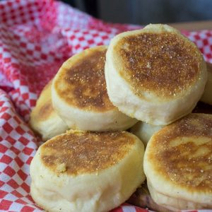 The Bread Box - English Muffins