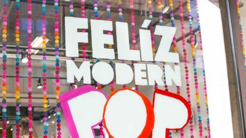 Feliz Modern Pop-Exterior Windor