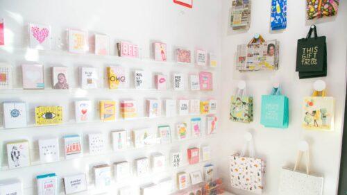 Feliz Modern Pop-Cards