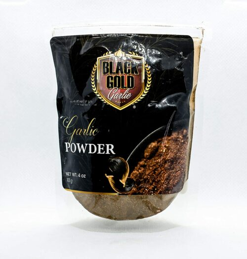 Texas Black Gold Garlic - Garlic Powder