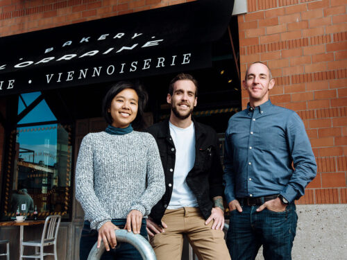 Bakery Lorraine - Jeremy Mandrell, Anne Ng, Charlie Biedenharn