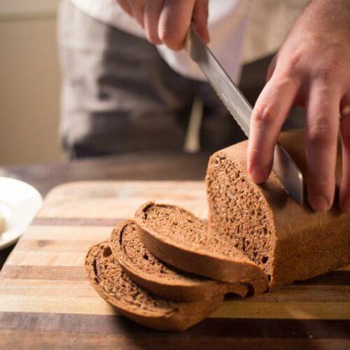 The Bread Box - Pumpernickel