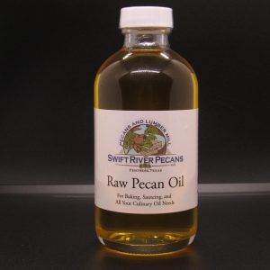 Swift River Pecans - Raw Pecan Oil