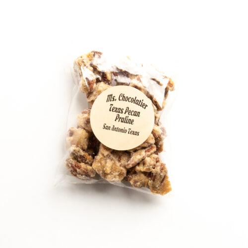 Ms. Chocolatier - Texas Pecan Praline