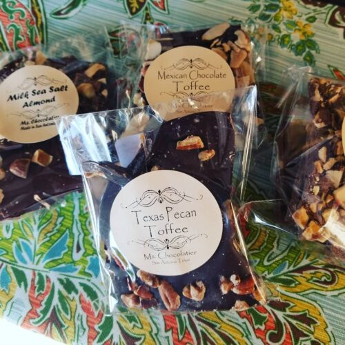 Ms. Chocolatier - Toffee