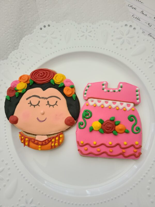Decorated Sugar Cookie