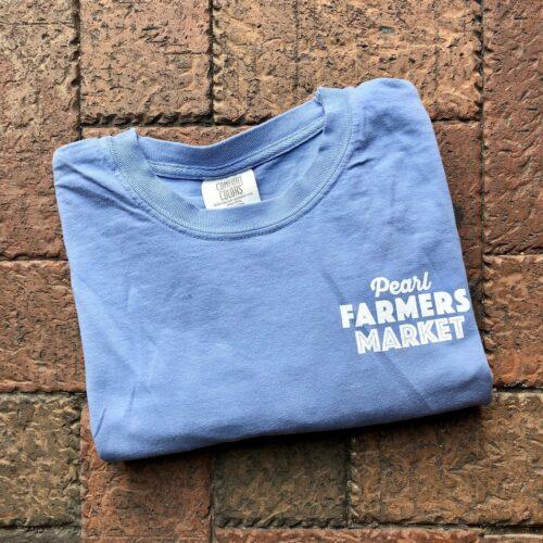 Pearl Farmers Market - Long Sleeve Shirt