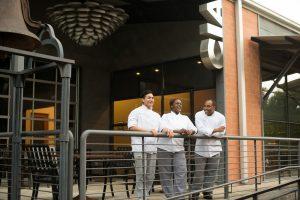 Culinary Institute of America students