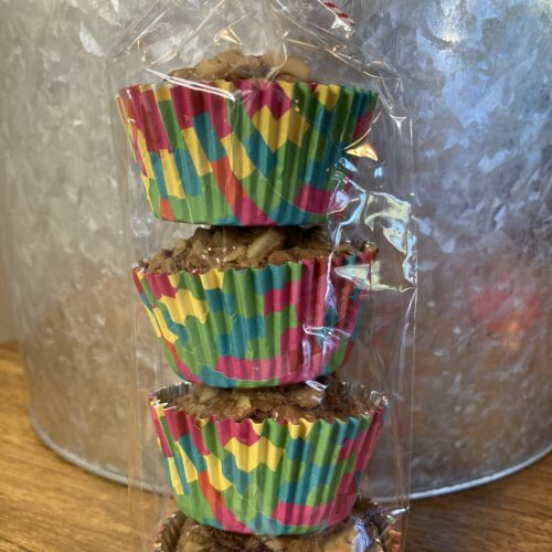 Ms. Chocolatier - Brownie